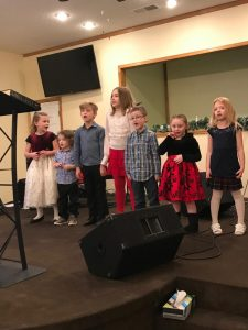 SS Kids Singing